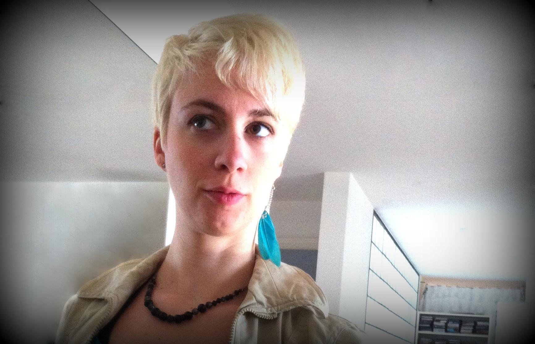 Charlotte Crettenand, chercheuse de sens
