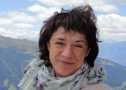 Monique Guillemin-Soler, présidente d'ENTRAID' PARDON