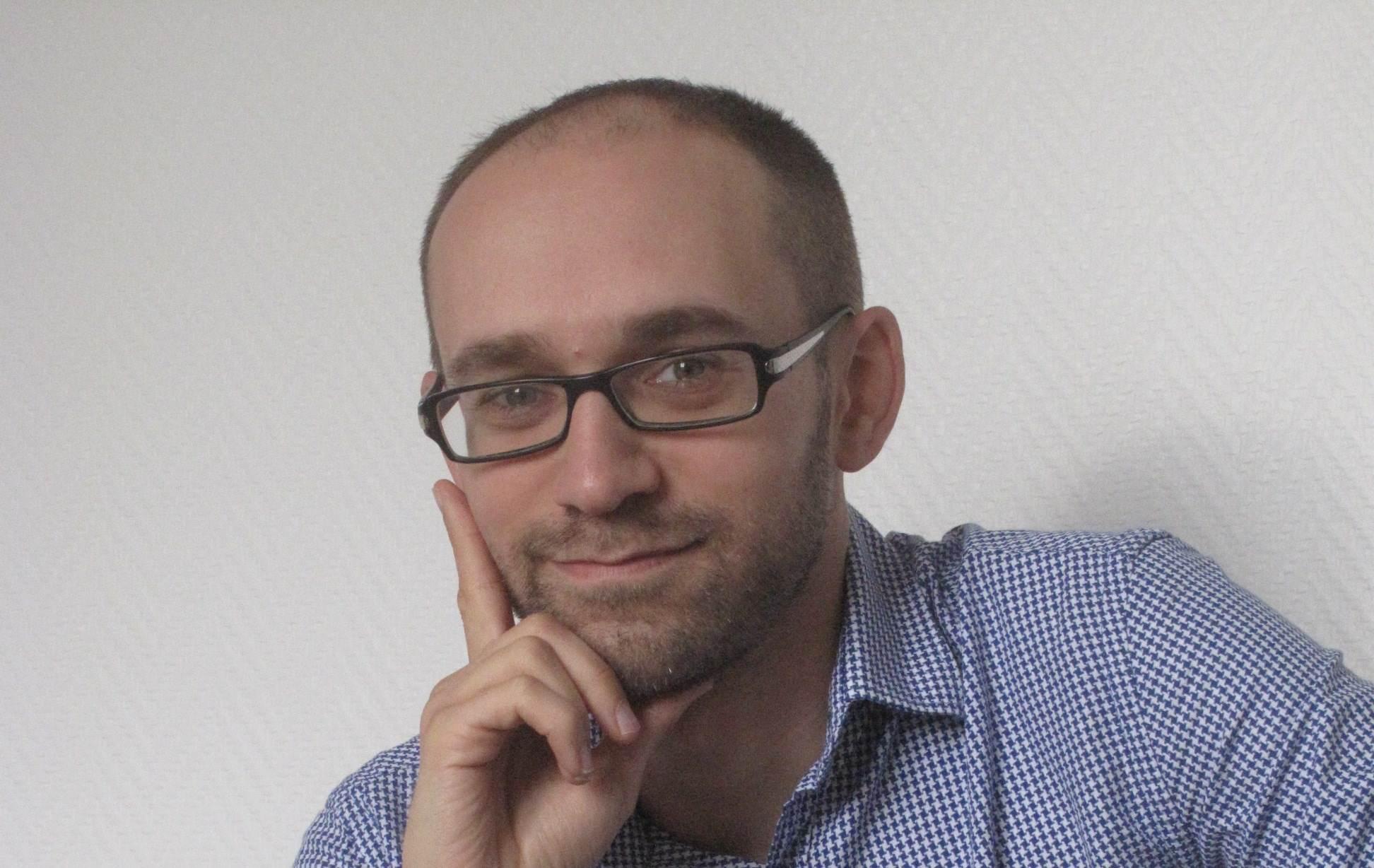 Arnaud Dudek, auteur