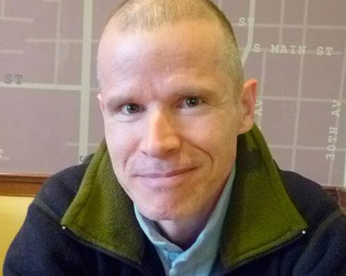 Jean-Philippe Touzeau, écrivain et blogueur