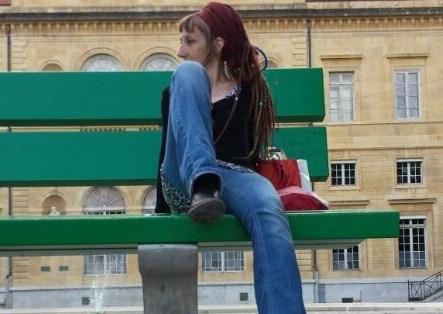 Virginie Diaz, fourmi insoumise et apprentie blogueuse