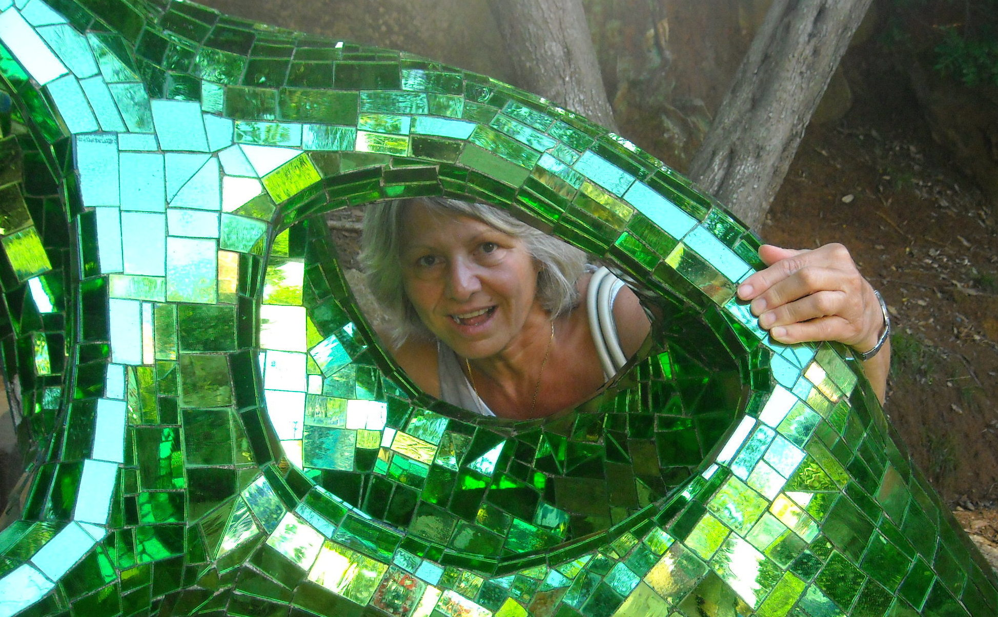 Bernadette Abegglen-Verazzi, psychologue voyageuse