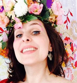 Amylee, artiste peintre blogueuse